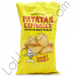 Espinaler Olive Oil Potato Chips