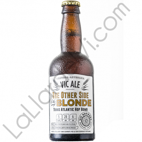 Cerveza Artesana - Vic Ale - The Other Side of the Blonde