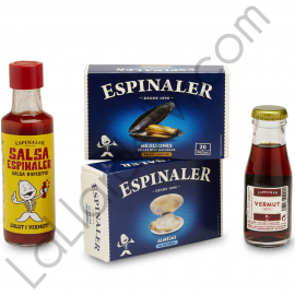 Vermouth Ponent Espinaler Pack