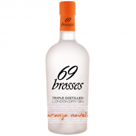 Gin 69 Brosses Orange Navelina