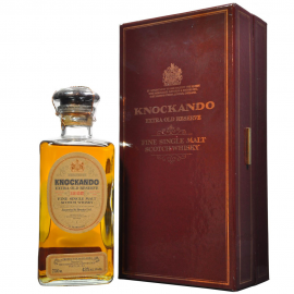 Whisky Knockando Extra Old 1985
