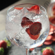 Set Gin Tonic Mombasa Strawberry