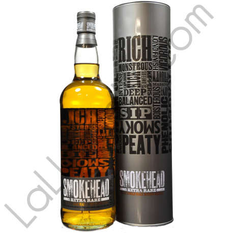 SmokeHead Whisky