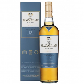 Whisky Macallan Fine Oak 12