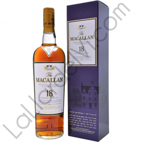 The Macallan Sherry Oak 18 Años - 1996