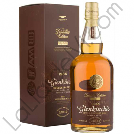 Glenkinchie Amontillado Cask Finish