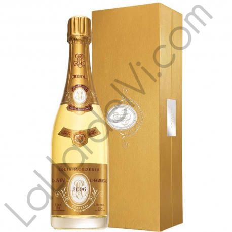 Champagne Louis Roederer Cristal 2007