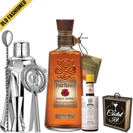 Kit Cocteleria - Old Fashioned (Bourbon)