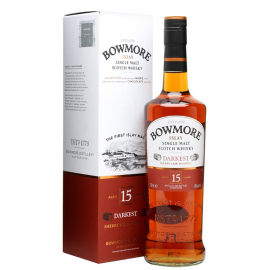 Bowmore 15 Anos Darkest