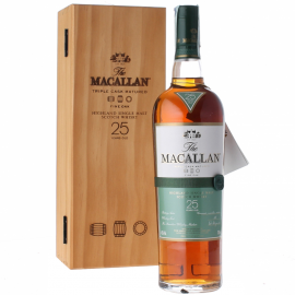 The Macallan Fine Oak 25 Triple Cask
