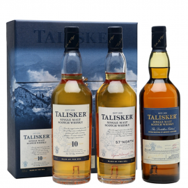 Set Regal Whisky Talisker
