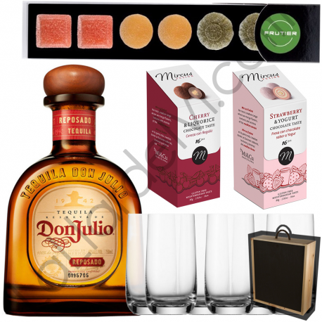 Regalar Don Julio Reposado