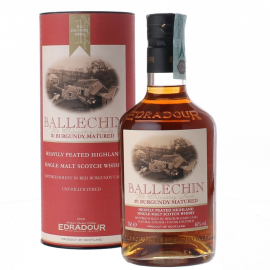 Ballechin No.1 Burgundy Cask Matured - The Discovery Series