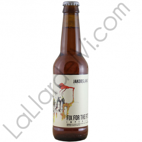 Jakobsland Brewers Fix for the Fits