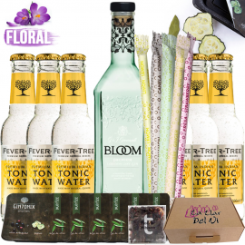 Set Gin Tonic Bloom