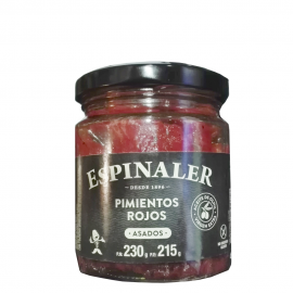 Espinaler Red Roasted Pepper 215g