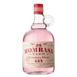 Ginebra Mombasa Club Strawberry Edition