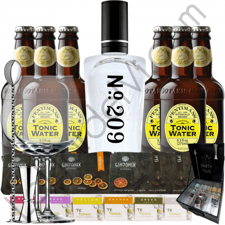 Kit Gin Tonic Nº209