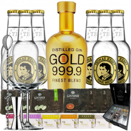 Kit Gin Gold 999.9