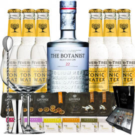 Gin Tonic The Botanist kit
