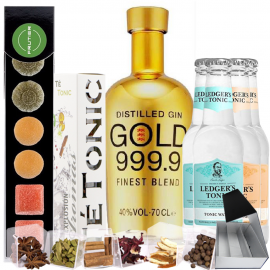 Gin Gold 999.9 pack