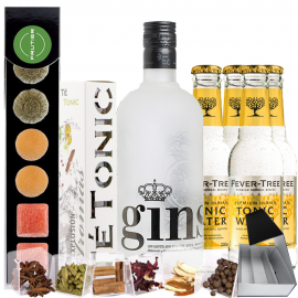 Pack Gin Tonic Ginself