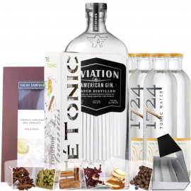 Pack Gin Aviation