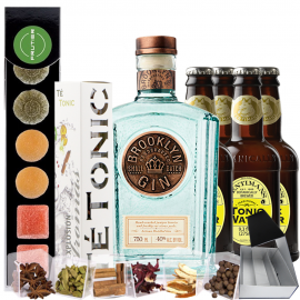 Gin Brooklyn pack