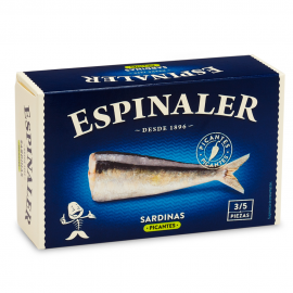 Sardine in Spicy Sauce 3/5 Pieces Espinaler