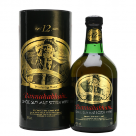 Bunnahabhain 12 Years (old Presentation '90)