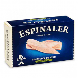 Tuna Belly in Olive Oil Espinaler