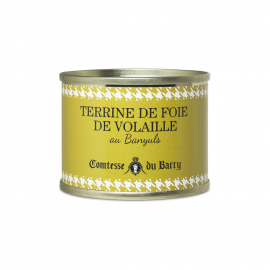 Poultry pate with Madeira and Banyuls Comtesse du Barry