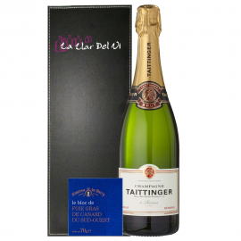 Gift Foie and Champagne Taittinger