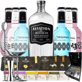 Kit Gin Tonic Aviation