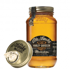 Whisky Ole Smoky Harley Davidson 50cl plus Pour Cap