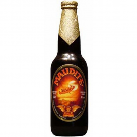 Unibroue Mautite Strong Ale