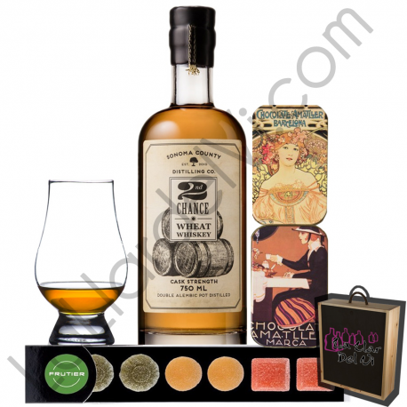Pack 2nd Chance Wheat Whiskey