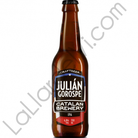 Julian Gorospe - Catalan Brewery