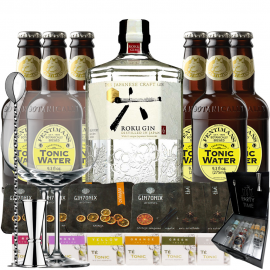 Kit Roku Japanese Craft Gin