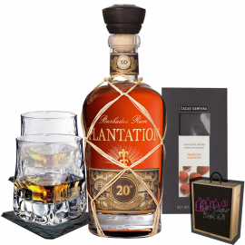 Plantation XO 20th Anniversary Rum para Presentear