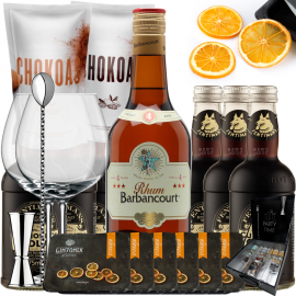 Rum & Cola Pack - Barbancourt 3 Star