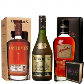 Dominican Rums Selection