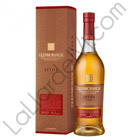 Glenmorangie Spìos – Private Edition No.9