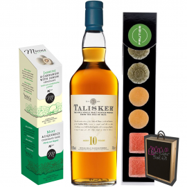 Pack Regalo Whisky - Talisker 10
