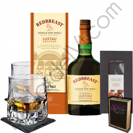 Regalar Redbreast Lustau Edition