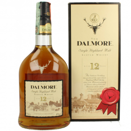 The Dalmore 12 years (Old Presentation)