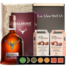 Doar ao Whisky The Dalmore 12 Anos 1 Litro