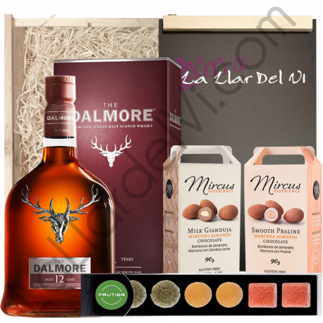 Regalar Whisky Dalmore 12