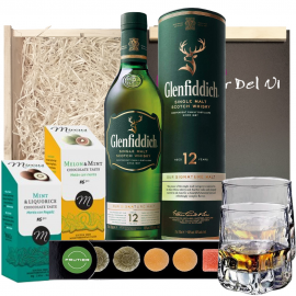 Presentear Glenfiddich 12 Anos