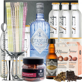 Kit Gin Tonic Citadelle